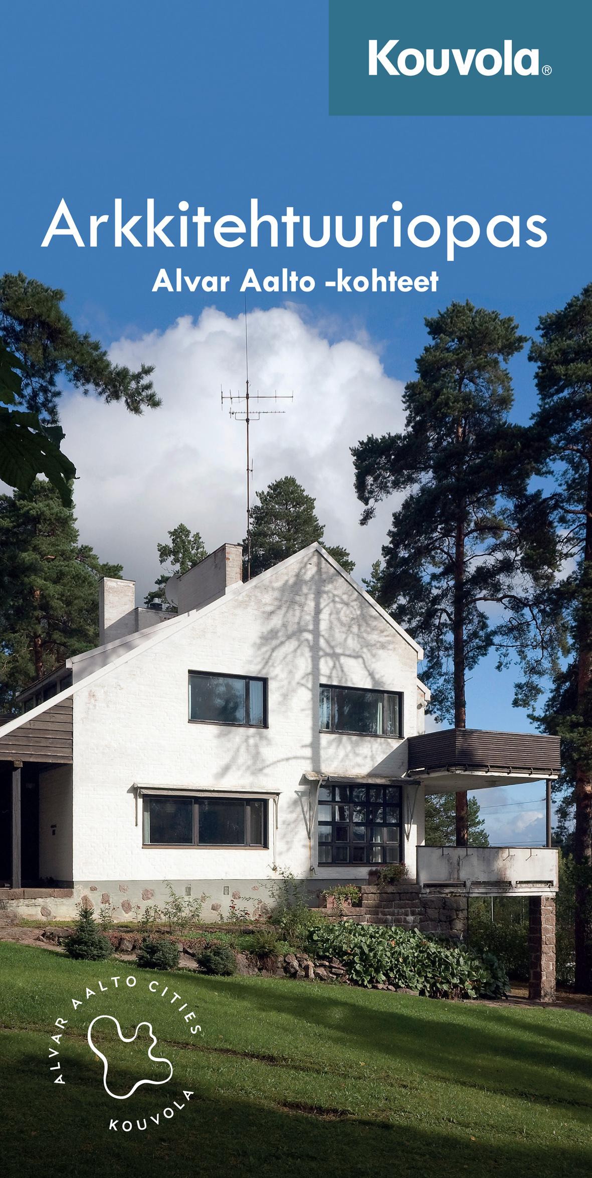 Kouvolan Alvar Aalto arkkitehtuuriopas
