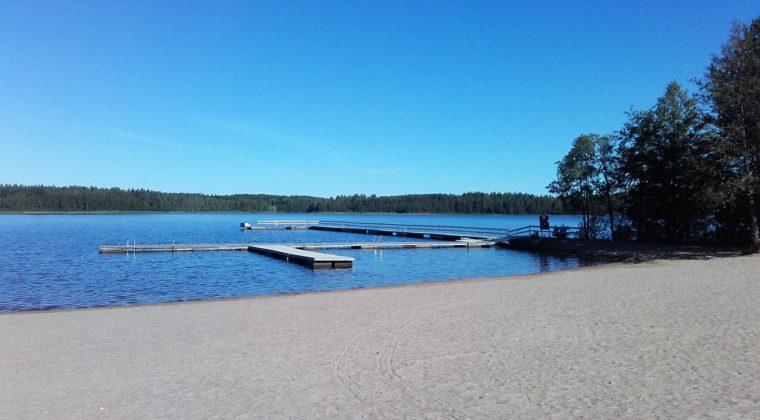 Käyrälammen uimaranta