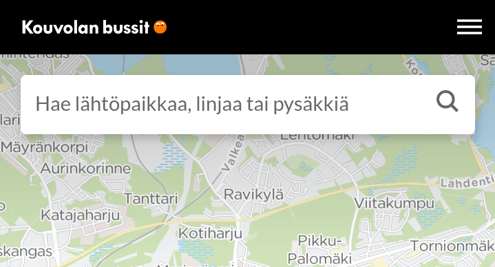 https://kouvola.digitransit.fi/