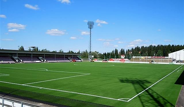 Saviniemen jalkapallostadion