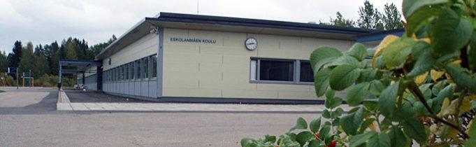 Kuva Eskolanmäen koulusta