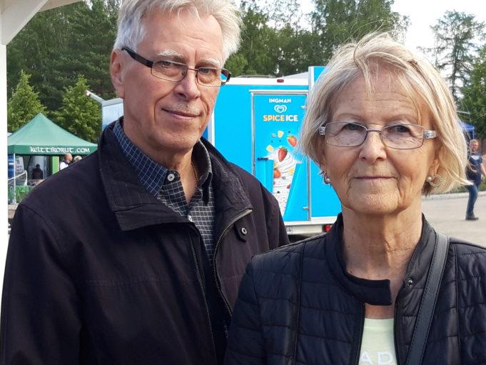 Hannu ja Helena Salo