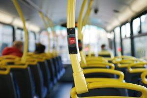 bussin sisätila