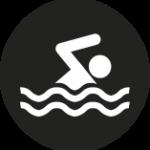Uimapaikka -kuvake