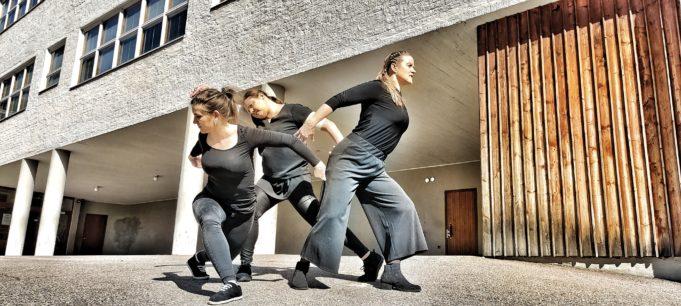 Alvar Aalto liikkeessä ja tanssissa.